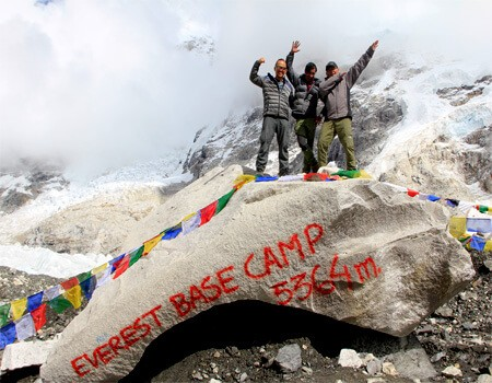 Everest base camp trekking tips