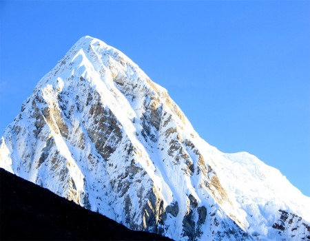 About the Everest region trek