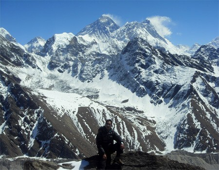 Best Place to see Everest