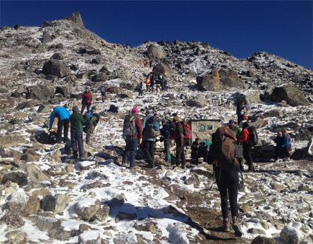 Best ways to Everest base camp