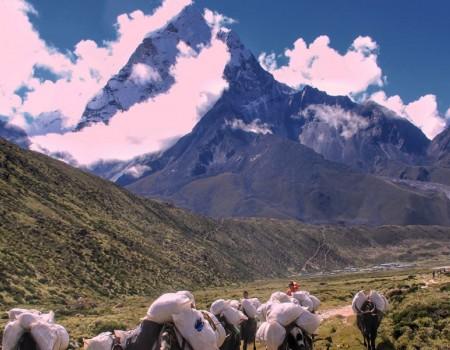 Everest base camp trek 12 days itinerary
