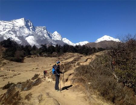 Dream of Everest base camp trek
