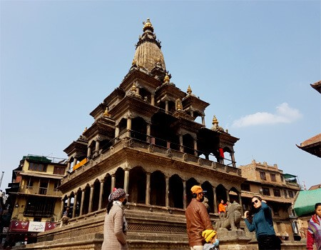 place to see in Kathmandu