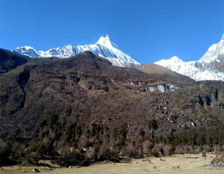 Short Manaslu Circuit trek