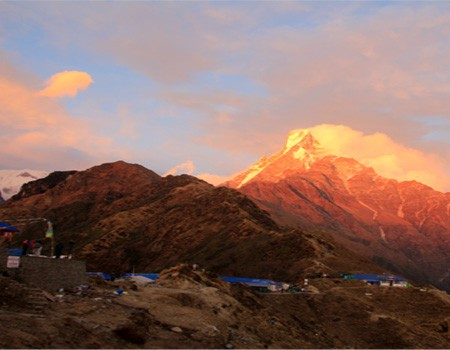 short treks in Annapurna