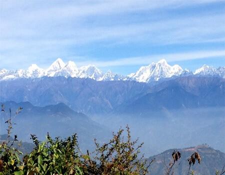 short treks near Kathmandu