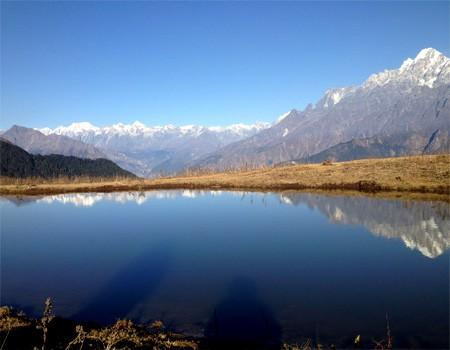 Tamang Heritage Trail Langtang