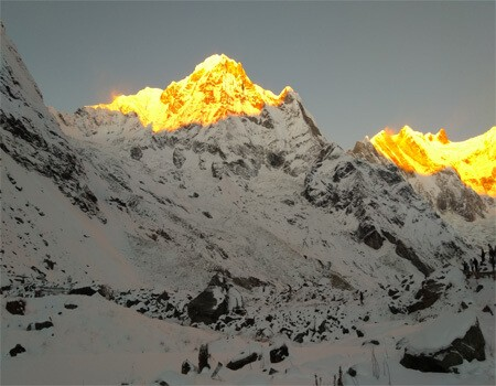 Alluring Annapurna Base Camp trek
