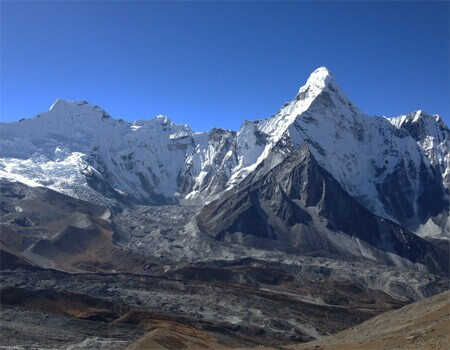 Adventure high passes trek in Nepal
