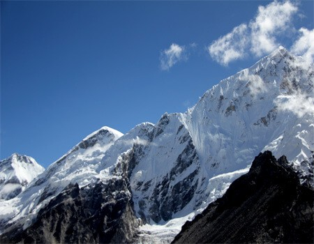 Everest Base Camp Trek Weather and Temperature