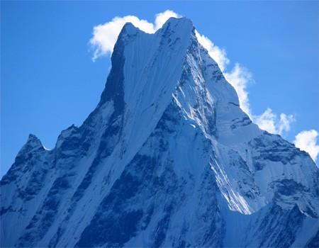 annapurna base camp trek in march