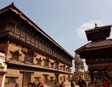 World heritage sites in Nepal