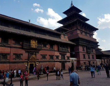 luxury tour in Nepal