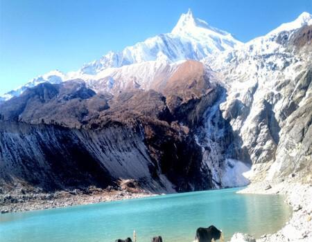 Special trek in Nepal