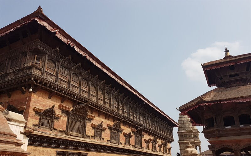 55 Windows Palace Bhaktapur