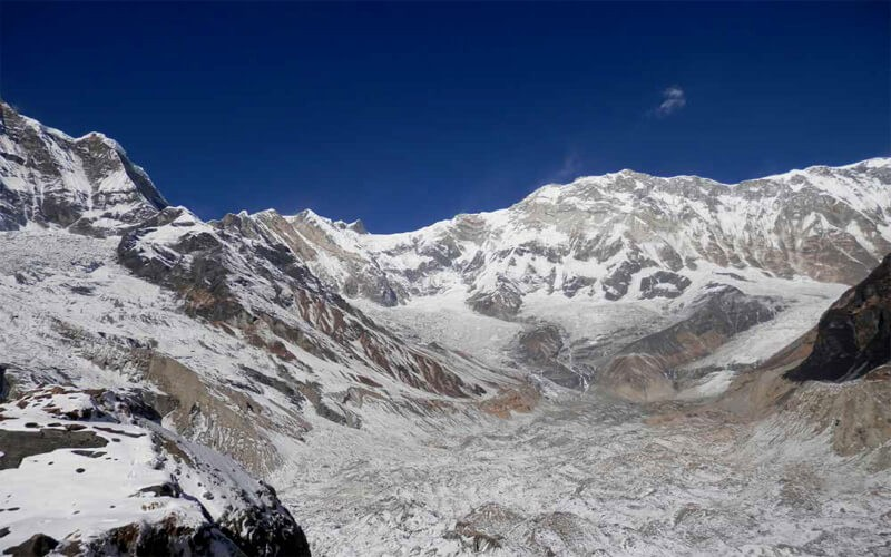 annapurna base camp trek 6 days