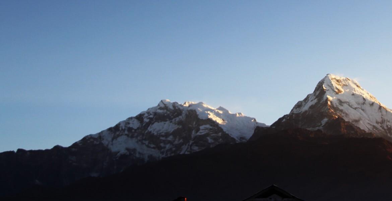 6 days Ghorepani Poon hill trek