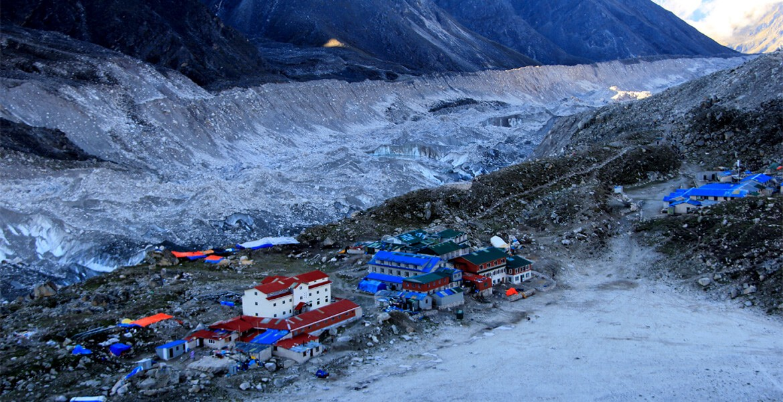 Everest base camp trek accommodation