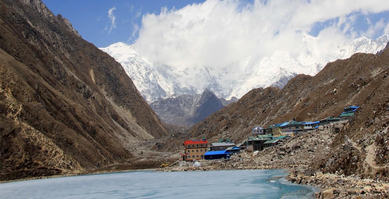 Everest Gokyo lake trek cost