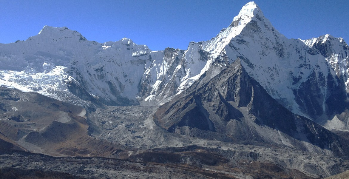 Adventure Everest high passes trek