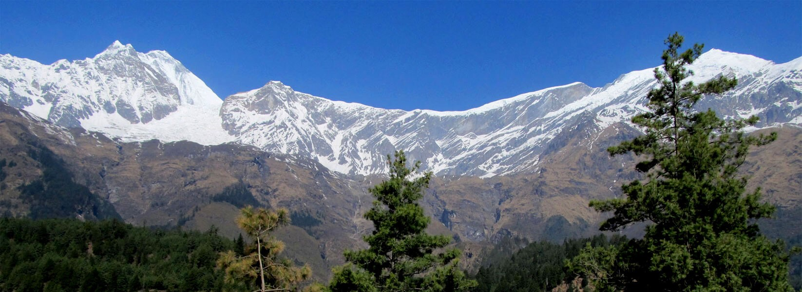 Kaligandaki valley trek