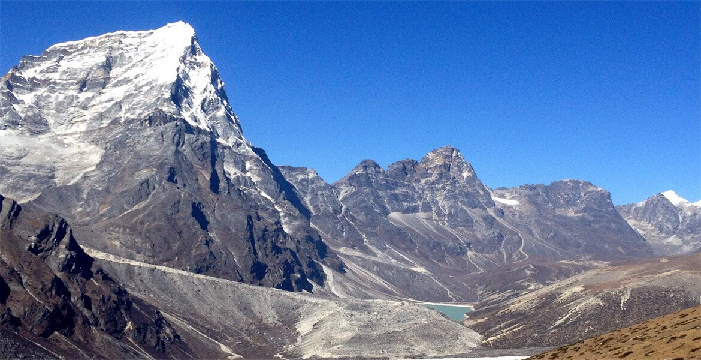 Khumbu region trek