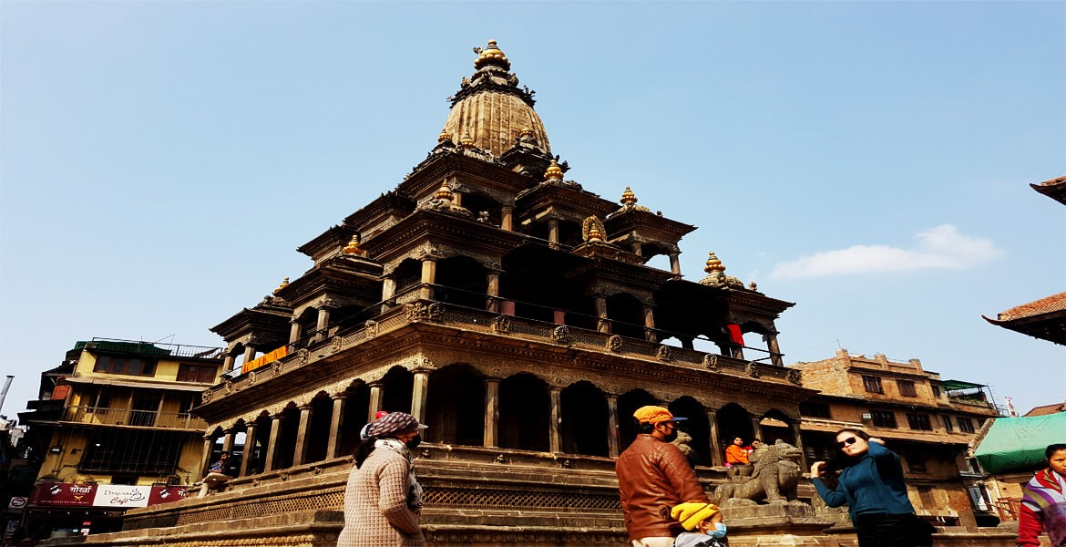 Places to see in Kathmandu