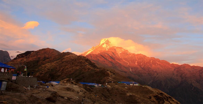 Short treks in Annapurna region