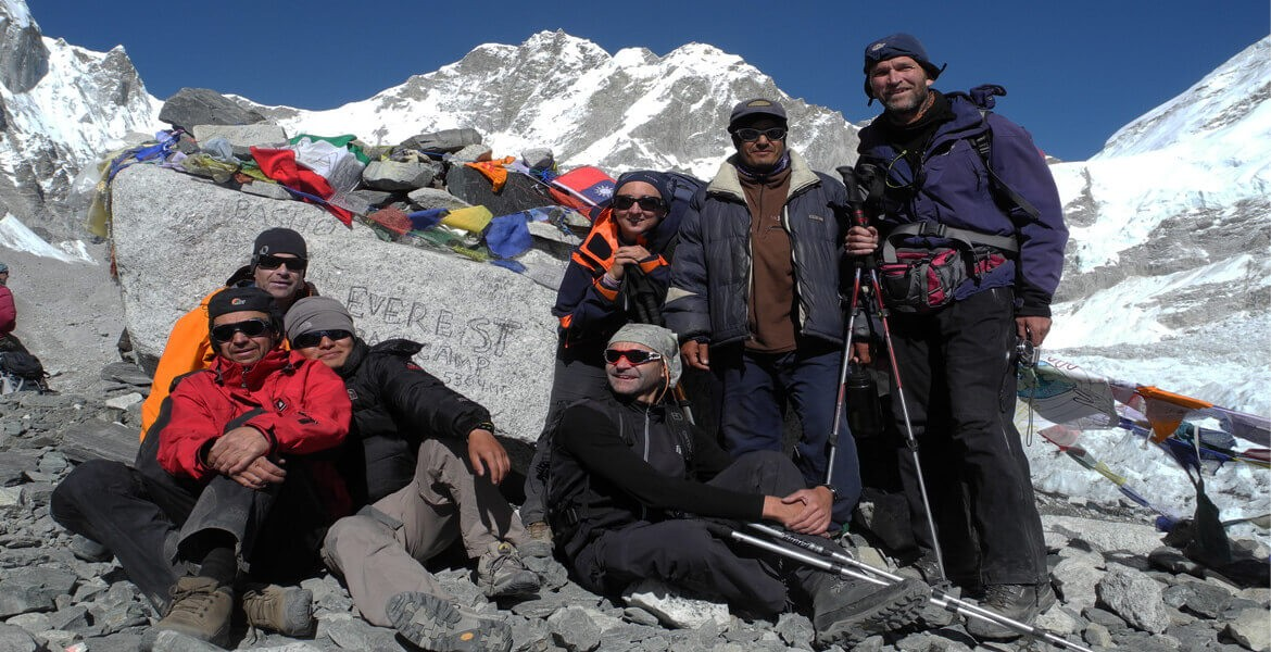 What to Expect on Everest base camp trek