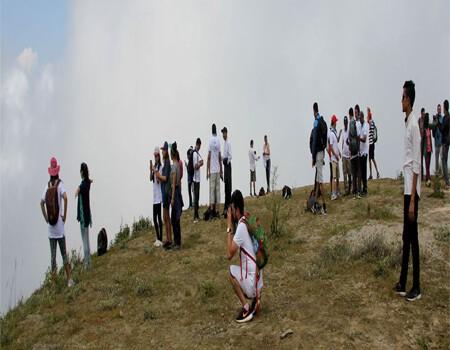 Kakani Suryachaur day hike
