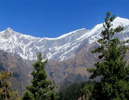 Kaligandaki valley trek